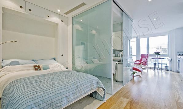 Drzwi przesuwane do małego mieszkania