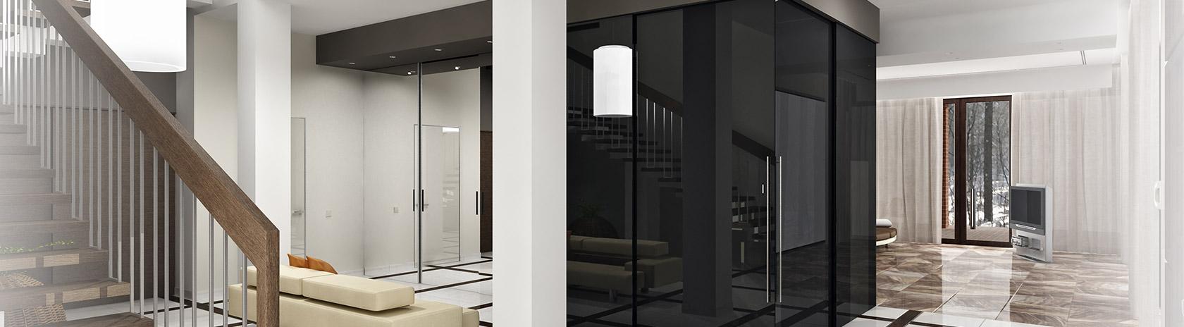 Dekoracja » Szklane Drzwi Do łazienki - Pomysły dekorowania wnętrza domu