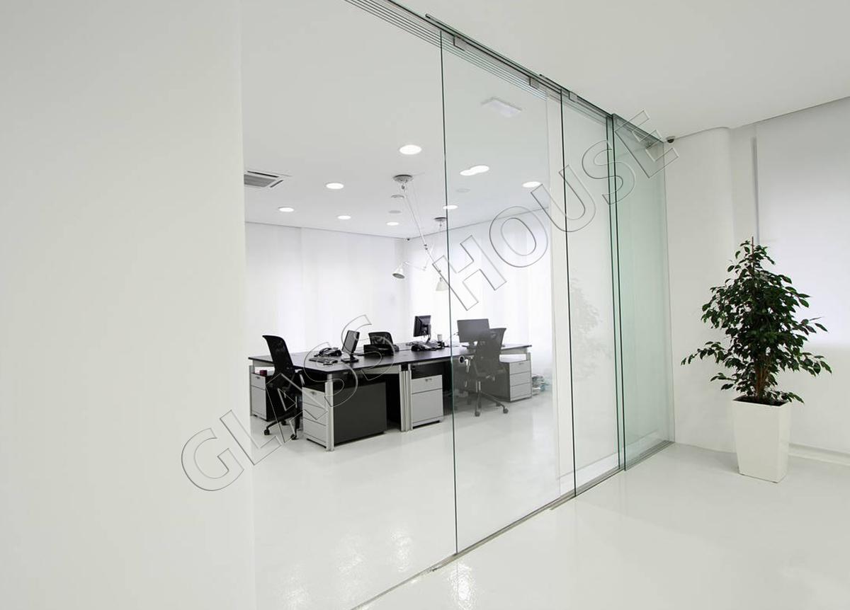 Niewiarygodnie Drzwi szklane przesuwne | Glass House Kraków BD28