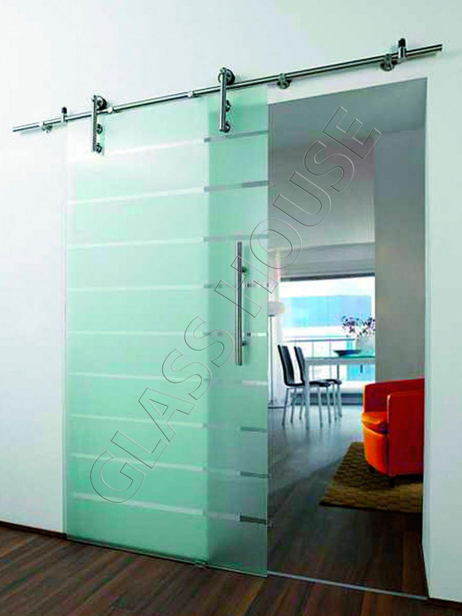 Drzwi szklane przesuwne glass house krak w - Schuifdeur scrigno ...