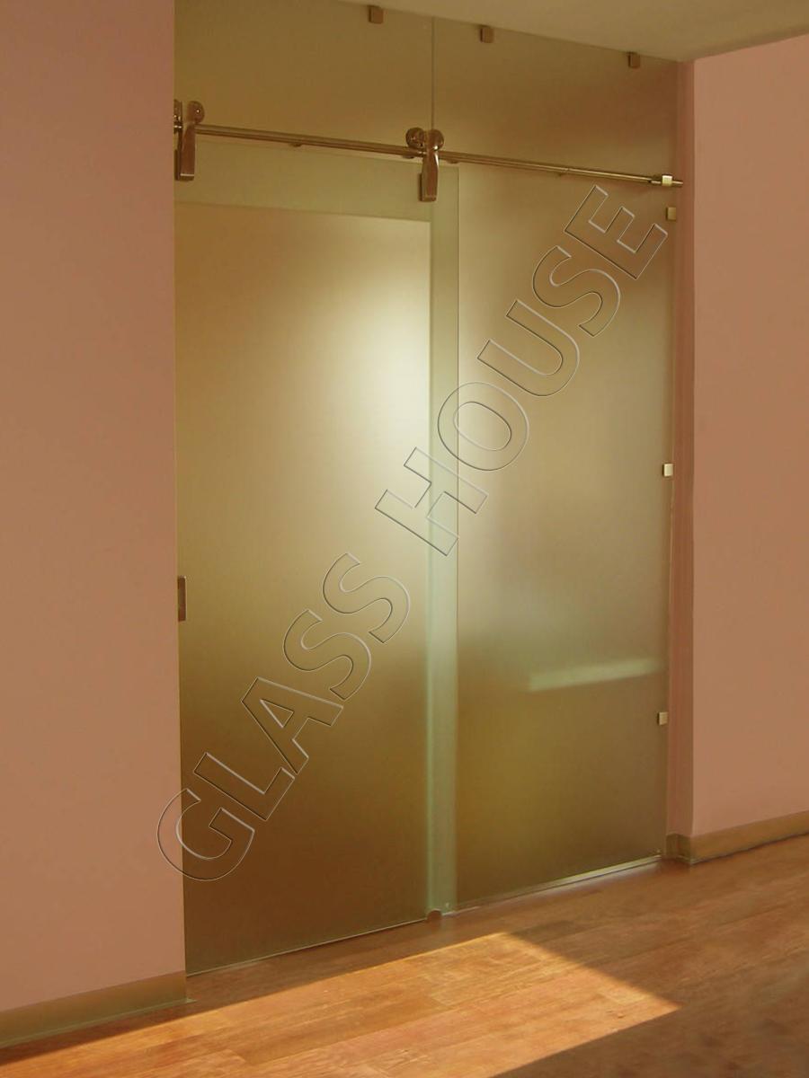 Drzwi przesuwane z naświetlem