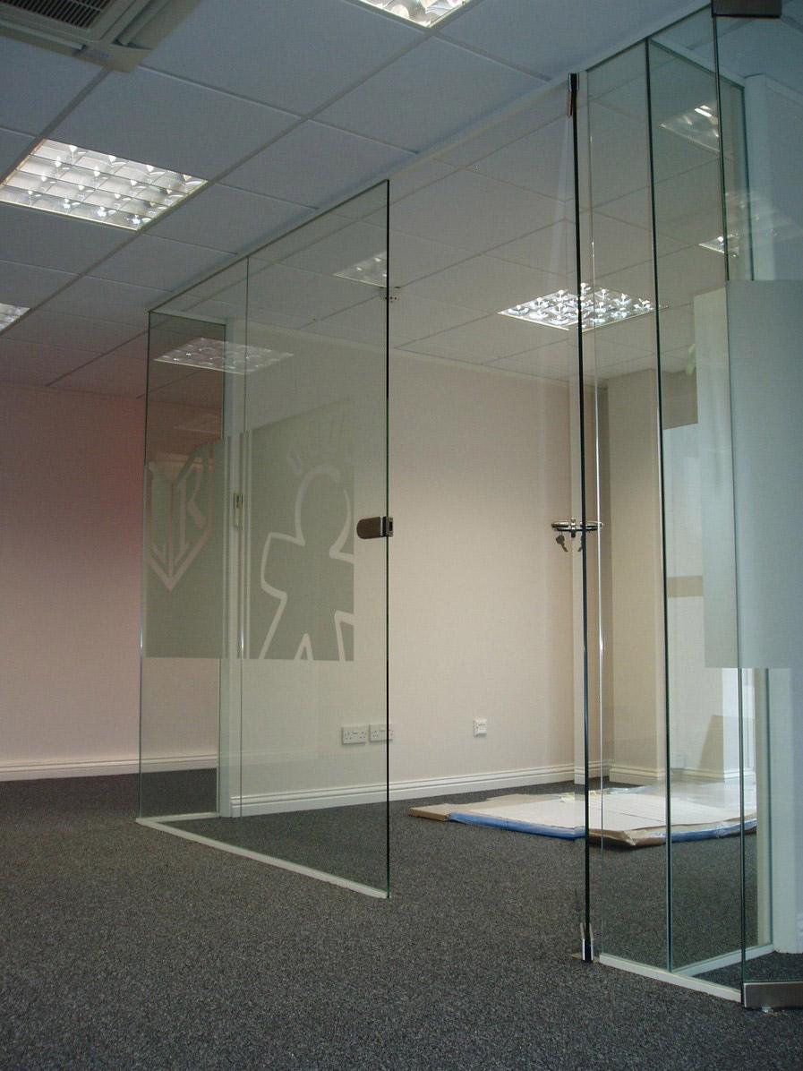 Zabudowy ze szkła