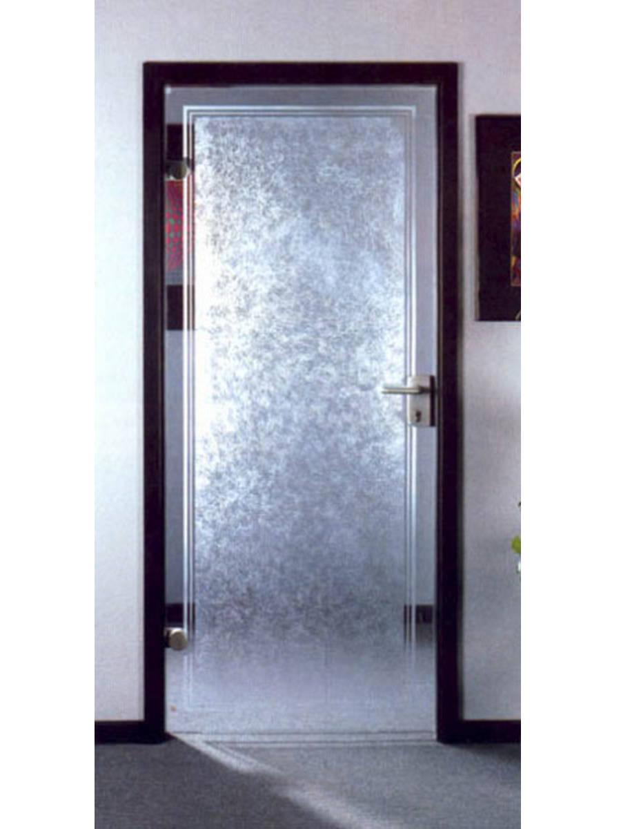 Drzwi dekorowane