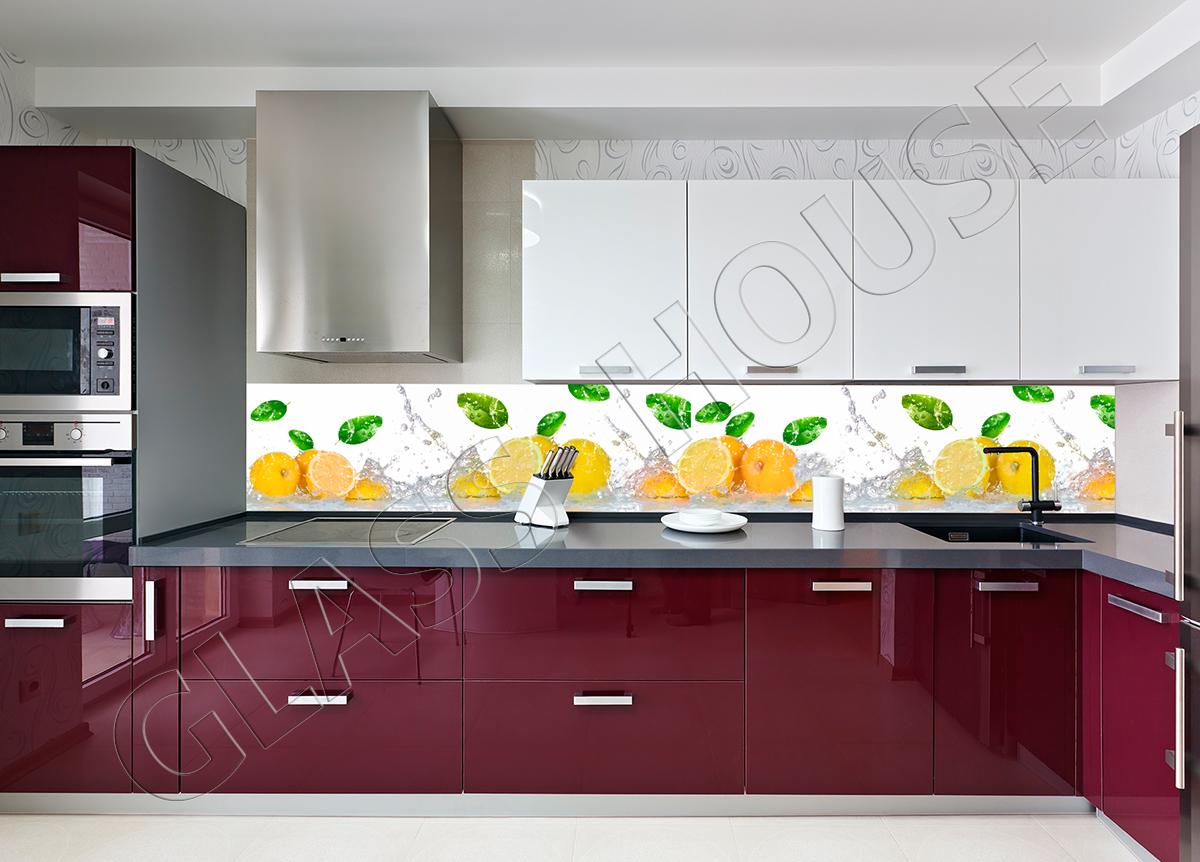 Panele Szklane Do Kuchni Na ścianę Lacobel Zamiast